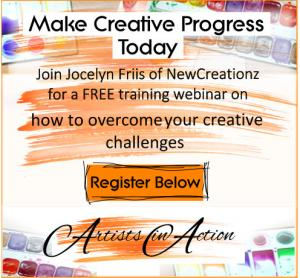 Make Creative Progress today