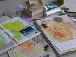Creative Sketchbooks Workshop