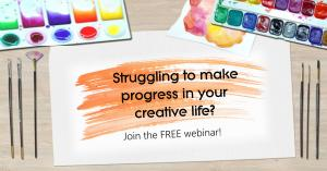 Jocelyn Friis Hosts Webinar For Artists Make Creative Progress Today